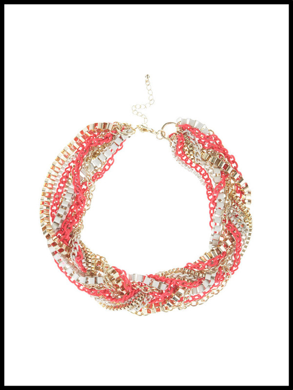 Shop Now Blanco.com: Collar. (SUITEBLANCO Spring Summer 2013 Collection).