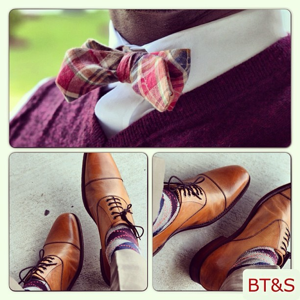 Yesterday's Work Duds: @GrensonShoes @BrooksBrothers…Entire outfit costs less than a pair of Jordan's including the cap toe oxfords. #ShopSmart #RetailPriceIsASuggestion #BowTieFriday #menswear #mensfashion #igfashion #mensstyle #mensclothing #bowtie #bowties #wiwt #whatiworetoday #outfitoftheday #gq #fashion #blackfashion #ootd #batonrouge #neworleans #lsu #su #xula #nola #bowtiesandsneakers  #blackmenwithstyle