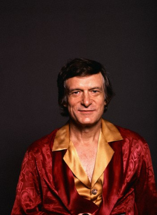upnorthtrips:  Happy 87th, Hef.