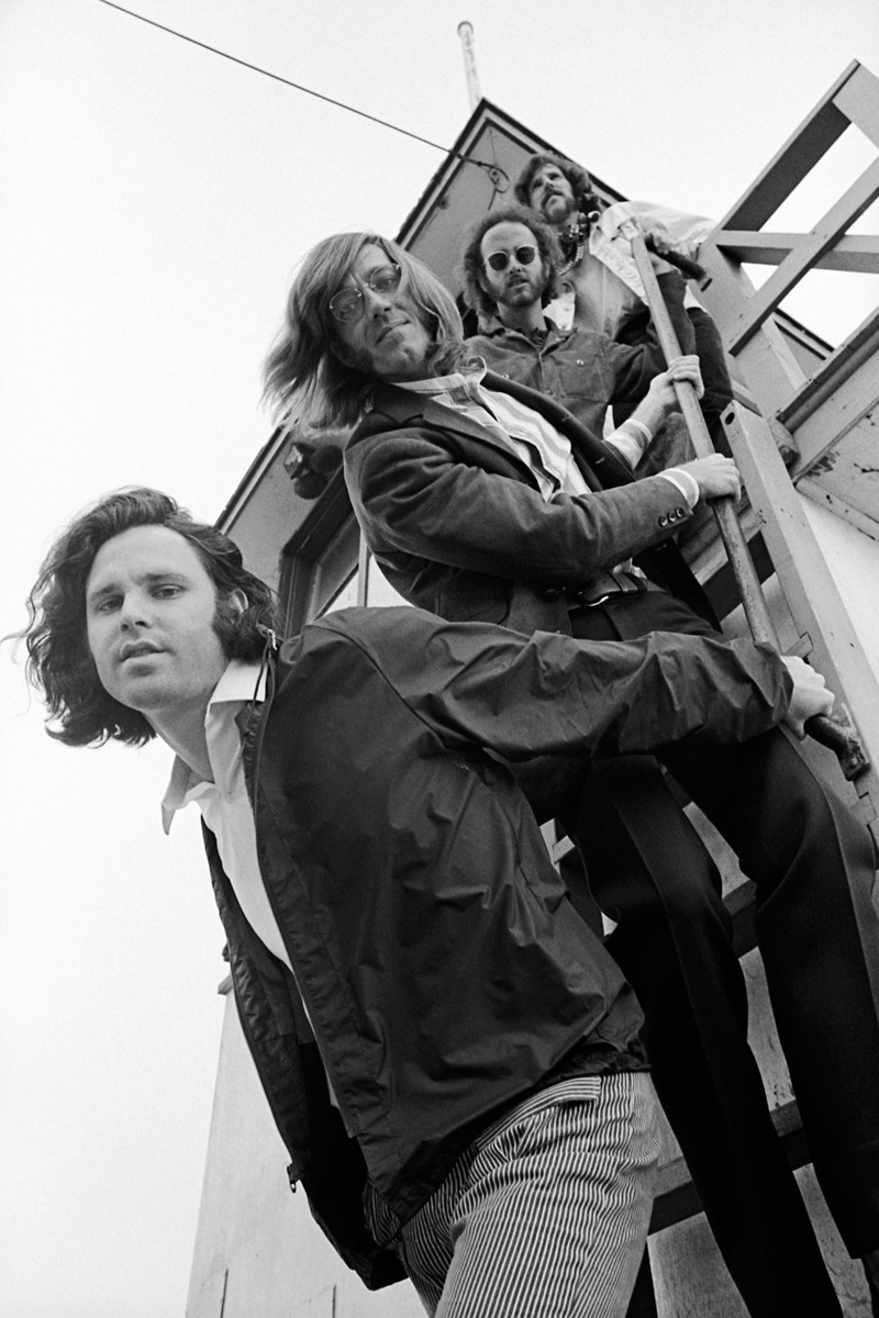 20th-century-man:  The Doors Rest in peace, Ray…