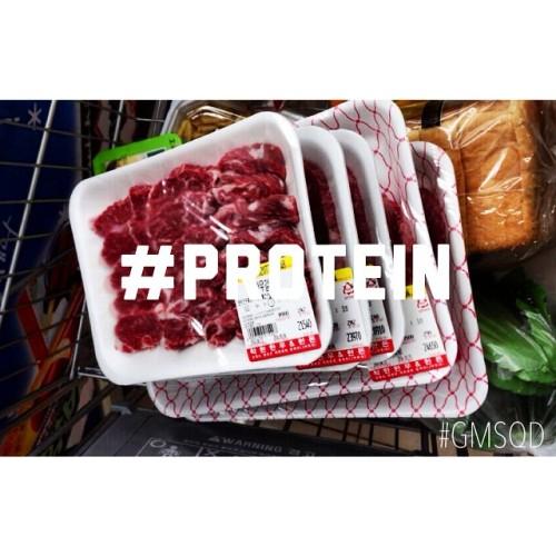 Healty dose of #Protein. #단백질 사랑합니다.  #Meatlover #Koreanbeef #Beef #Meat #Mouthgasm #Foodstagram #먹스타램 #한우 #고기사랑 #고기 #냠냠