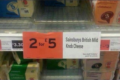youknowyourebritishwhen:  And people worry about horsemeat!