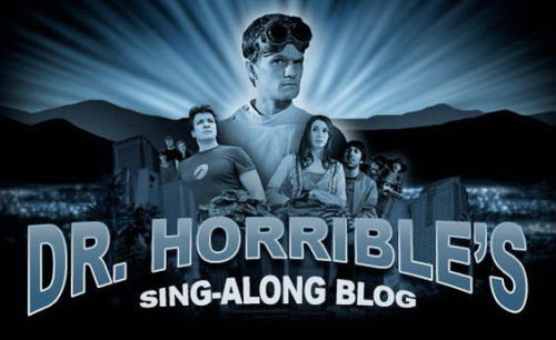 Dr. Horrible's Sing-Along Blog (2008) Director: Joss Whedon Neil Patrick Harris as Billy (Dr. Horrible)Nathan Fillion as Captain HammerFelicia Day as Penny