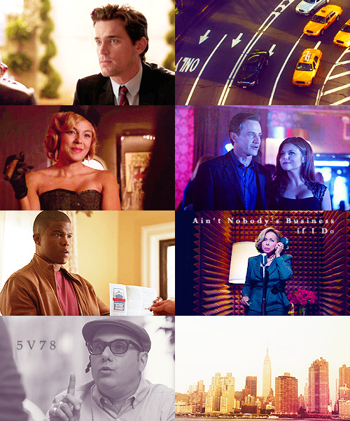 "White Collar - ""Empire City"""