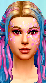Mermaid | Created by Oliviamae123456  Keep reading #ts#ts4#sims4game#simsno4cc#sims#thesims#simslife#ea#simsgallery#sim#sims 4#thesims4 #sims 4 edits #showcase sims
