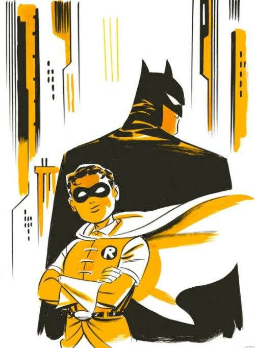 Batman and Robin by Darwyn Cooke
