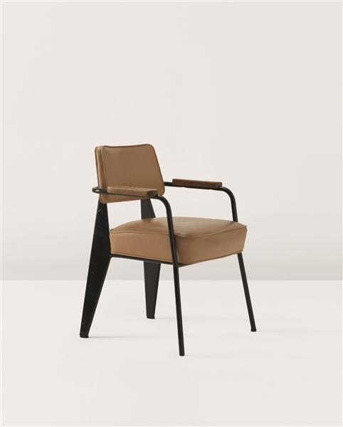 direction chair / jean prouve