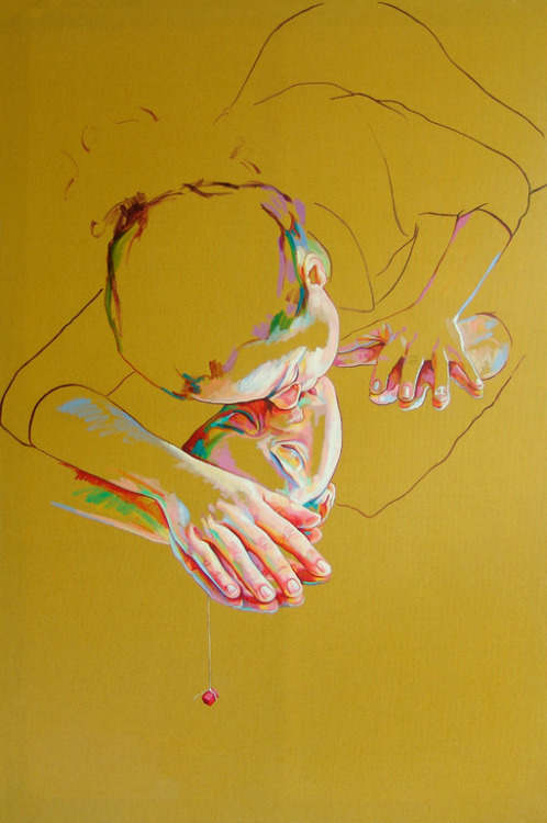 powerful-art:  Cristina Troufa
