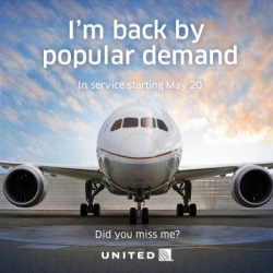 uppiluften:  This is the crap advertising United has..  It looks like someone in a beginner Photoshop class made this!