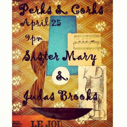 Hey friends, this Thursday I'll be playing at #perksandcorks in #Westerly with my hubby, and it's going to be great! C'mon down!