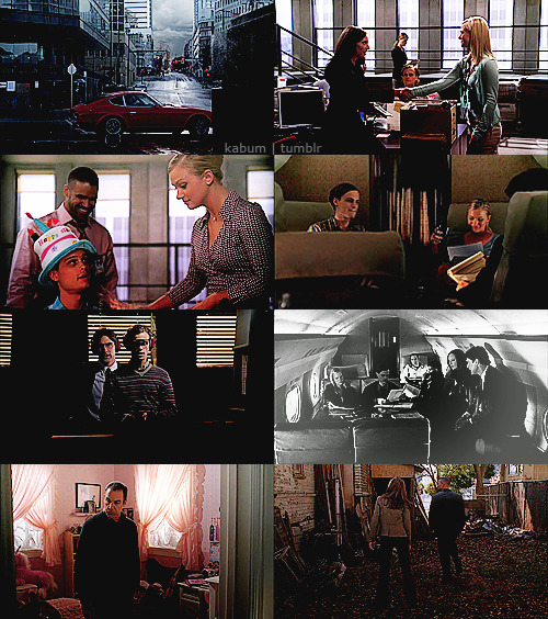 ♯ Criminal Minds Meme | One Season  ⇢ Season 1