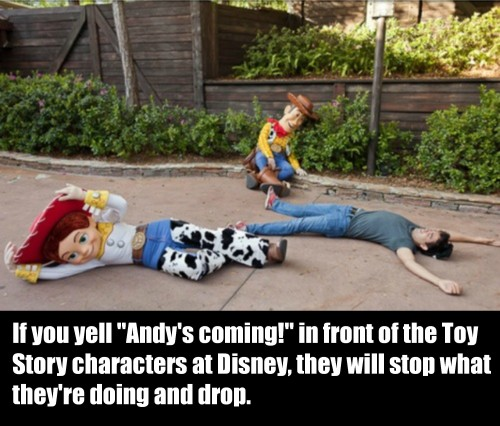 GUESS WHAT I'M DOING NEXT TIME I GO TO DISNEY