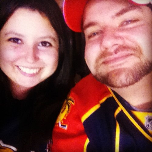 #Panthers game!  (at BB&T Center)