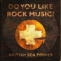 "'No Lucifer' by British Sea PowerTheir new album ""Machineries of Joy"" is out now and is absolutely brilliant."