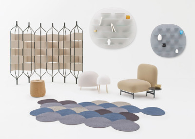 Nichetto = Nendo furniture collection (via Nichetto=Nendo)