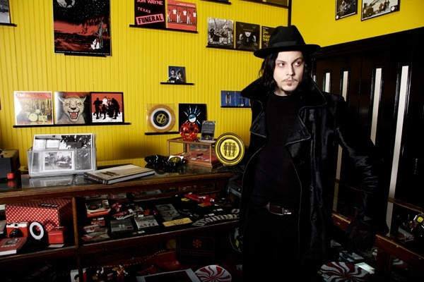 "Q&A: Jack White on New Dead Weather and Solo Tracks, Radio City Walk-off No shows booked for this year: 'It's nice to have an open road in front of me'   By Patrick Doyle February 26, 2013 12:45 PM ET  It's been a busy week at the Nashville offices of Jack White's label, Third Man Records. White has taken meetings with potential new artists and promoters pitching a local music festival, and he personally edited a Web video about a new mural in the Third Man offices. But his first order of business is his label's new Document series: Third Man teamed up with archival imprint Document Records to reissue the complete remastered works of three Depression-era musical pioneers: Charley Patton, Blind Willie McTell and the Mississippi Sheiks. White spoke at length about the reissues and answered questions about recent recordings with the Dead Weather, more than 20 new solo tracks he recently recorded and why he walked offstage after less than an hour at a recent Radio City Music Hall show. ""I shut up when the crowd tells me to shut up,"" he says. ""The crowd's in complete control of me. I was just doing what they told me to do."" Read more: http://www.rollingstone.com/music/news/q-a-jack-white-on-new-dead-weather-and-solo-tracks-radio-city-walkoff-20130226#ixzz2M3gCJgE3 Follow us: @rollingstone on Twitter 