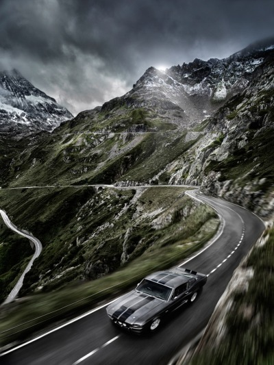 matsvri:  Shelby - Simplon Pass Switzerland ✕ Tim Wallace