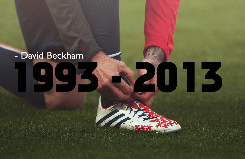 27ayman:  David Beckham , Thank For Everything