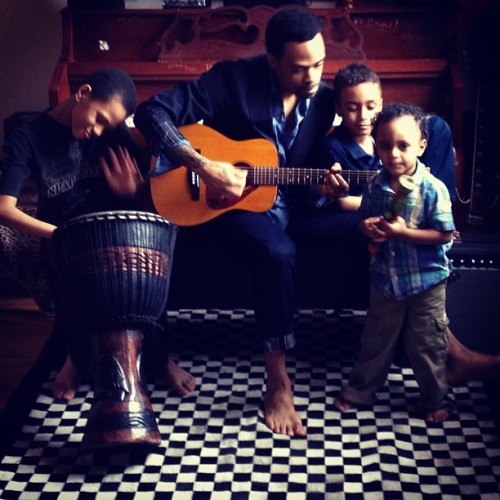 bilalmusic:  Jammin' wit my boys