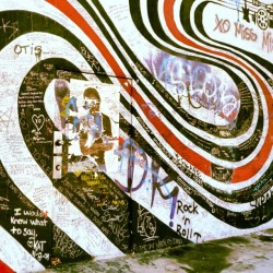 Elliott Smith wall #LA #USA #elliottsmith #wall #graffiti