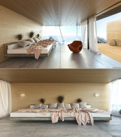 homedesigning:  (via Extraordinary Bedrooms)