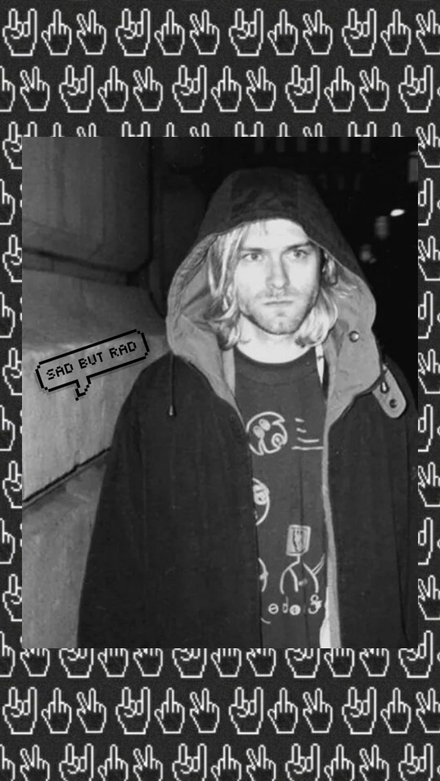 Kurt Cobain Lockscreens Like Reblog If U Save