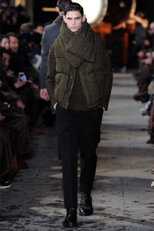 fuzzyfindings:  Miharayasuhiro Fall/Winter 2013-2014 Men's Knitwear