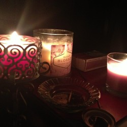 I absolutely love #candles