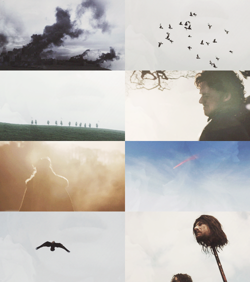 jaimelannister:  Game of Thrones + Elements (water, earth, air, fire)