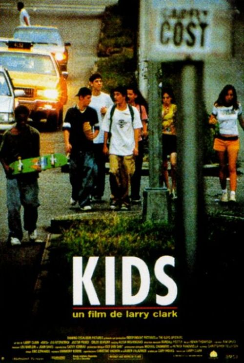 electrodeathpunkhorrorshow78:  Movie: Kids 1995