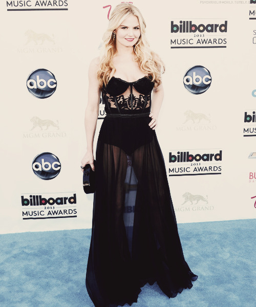 Jennifer Morrison | 2013 Billboard Music Awards in Las Vegas (May 19, 2013)