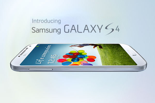 maxigadget:  The new Samsung Galaxy S4 is official !!!