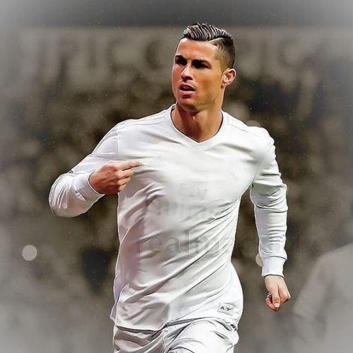 عندما اكون في افضل حالاتي يكون الخصم مثيراً لشفقه #ريال_مدريد #رونالدو