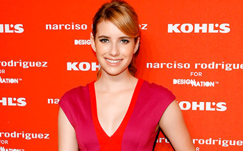 Lauren Oliver fans: Emma Roberts will play Lena in Fox's Delirium pilot. (Yes, they're trying to make a TV show based on Delirium). Think she fits the role?