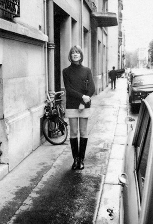 theswinginsixties:     Françoise Hardy
