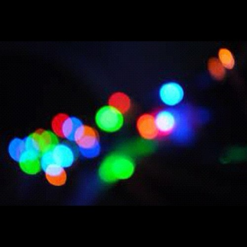 #colors of #christmas (at MERALCO Liwanag Park)