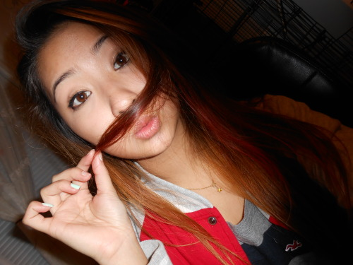fuckyeahhsexyasians:  @pooh-beaar  Do you guys like my reddish mustache ? kekeke :3