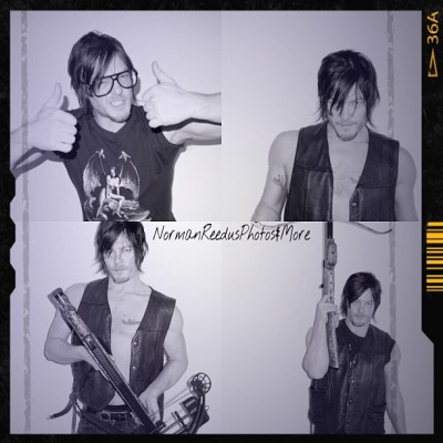 addictedtonormanreedus:  Collage of Terry Richardson Pics Of #NormanReedus