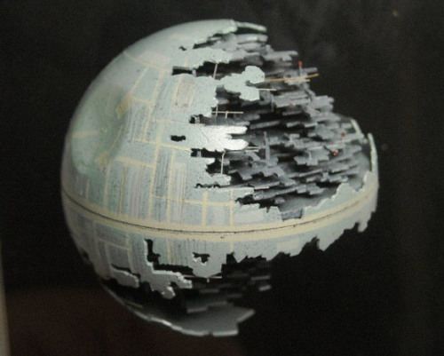 Mini Death Star
