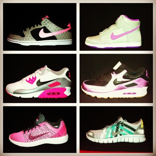 #Women and #Girls #Sneakers #Dunks #AirMax #Free #SolesIncBoca #MakingMovies