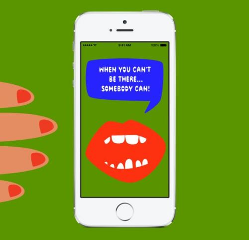 Texting is tacky. Calling is awkward. Email is old. Next time, try Somebody! This new messaging service by Miranda July launches today, and we're a hot spot.