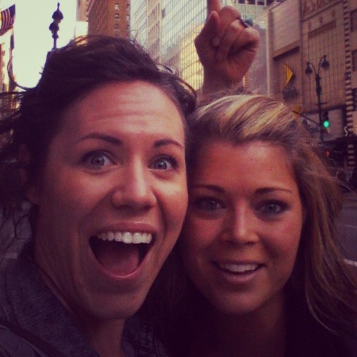 #tbt Last spring with @maysflower88 the day we saw #PaulWalker in NYC and followed him for four blocks. #goodtimes #stalkingskills