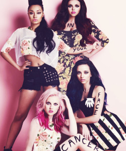 Little Mix looking every bit of girl group princesses. I hope they keep up the momentum.