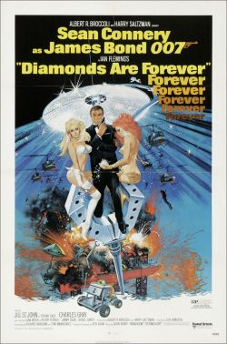 Diamonds Are ForeverPremiered December 17, 1971