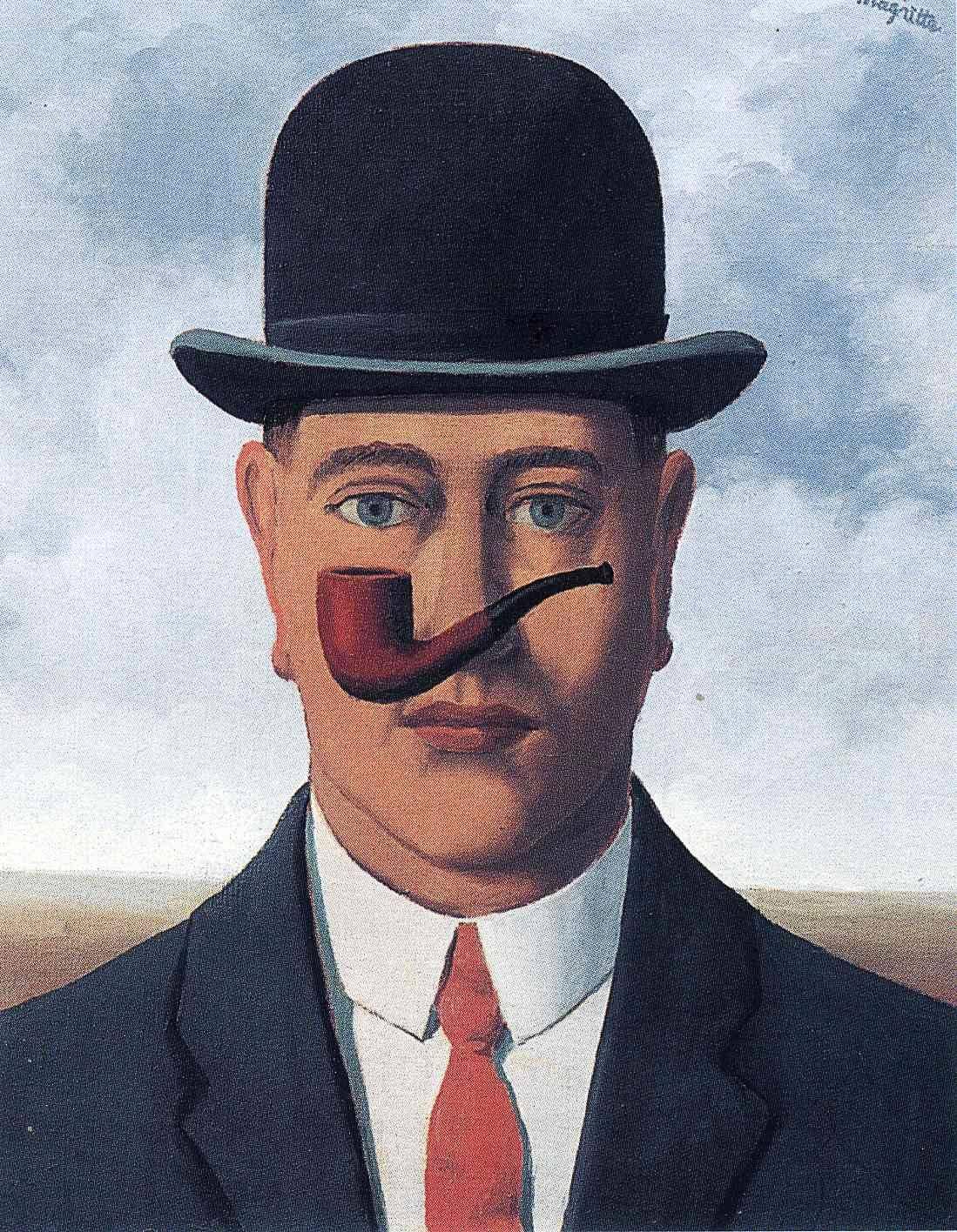 Good faith, 1965 Rene Magritte