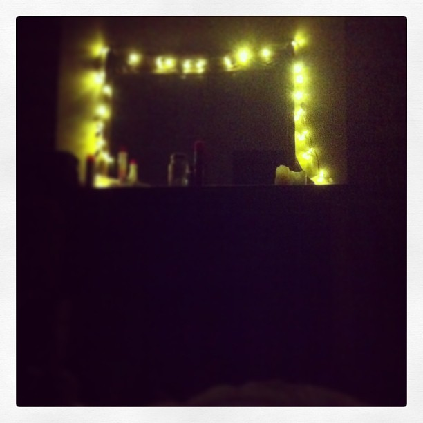 BedVision (TM) #hipster #sxe  #snugglesz  #brighton  #bear #instagram #alt #instadaily #photo #photodaily #stuff #lights #art #filter  #filtered #3am #insomnia #insomniac #brighton  (at The Church)
