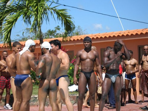 Dominican Island Heat, Private Pool Party (2005)