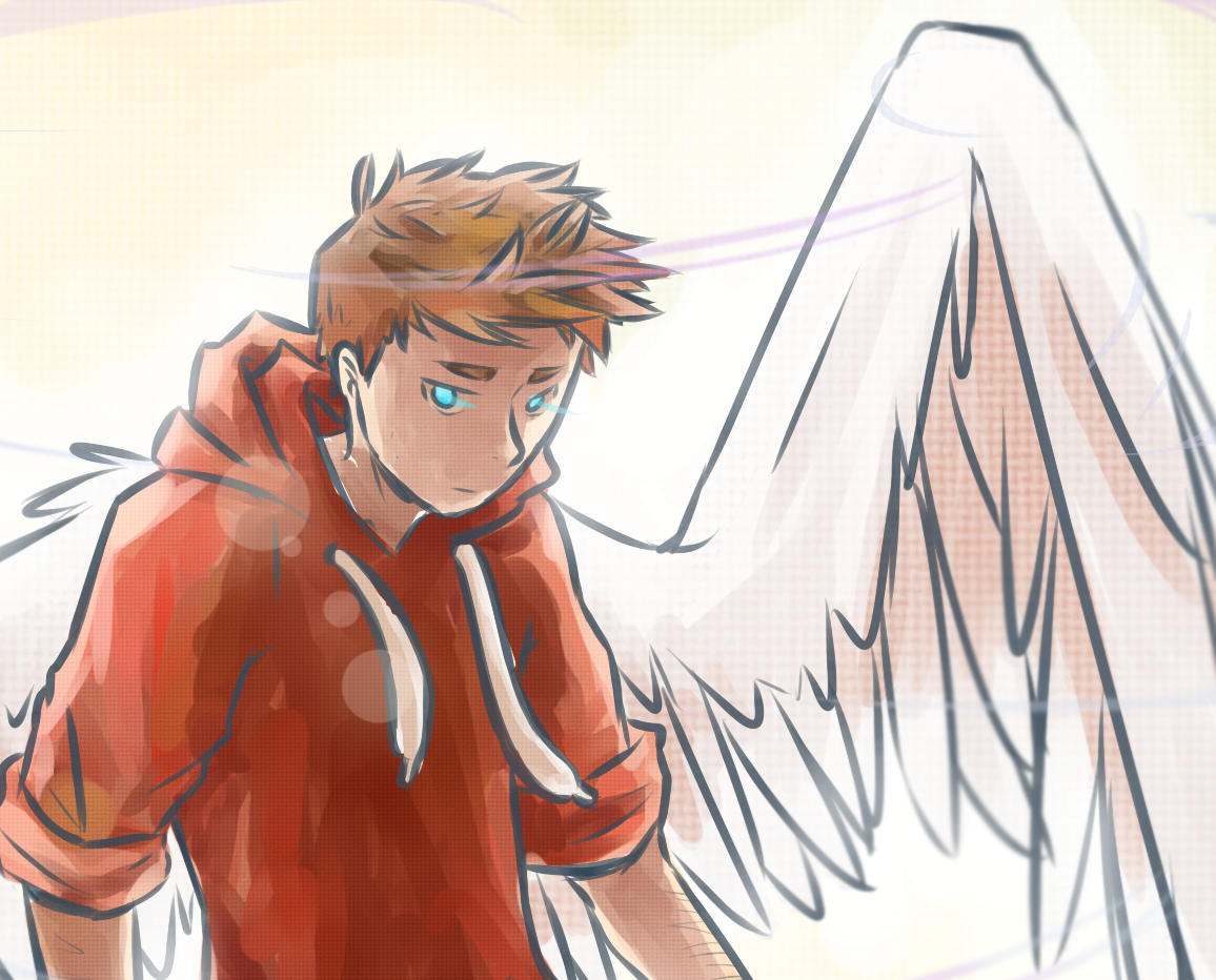 torakodragon:  Angel!Stiles AU