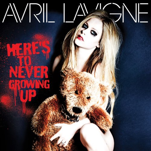 "On Avril Lavigne's new single, ""Here's to Never Growing Up,"" she offers an acoustic anthem for listeners who have stuck with her, referencing Radiohead and singing over the sort of chiming guitars that helped make ""Complicated"" a hit in 2002. Listen to the new track here."