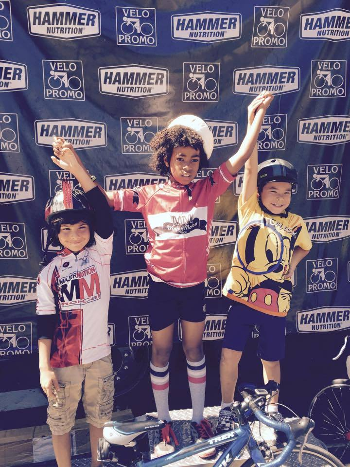 awesomepodiumphotos:Here's how to wear your helmet for a podium shot. And don't forget the knee high socks. Richard Jones III the Fashion King. (via NCNCA FB Group) Groms getting it done. Also, note that this podium stops at 3.